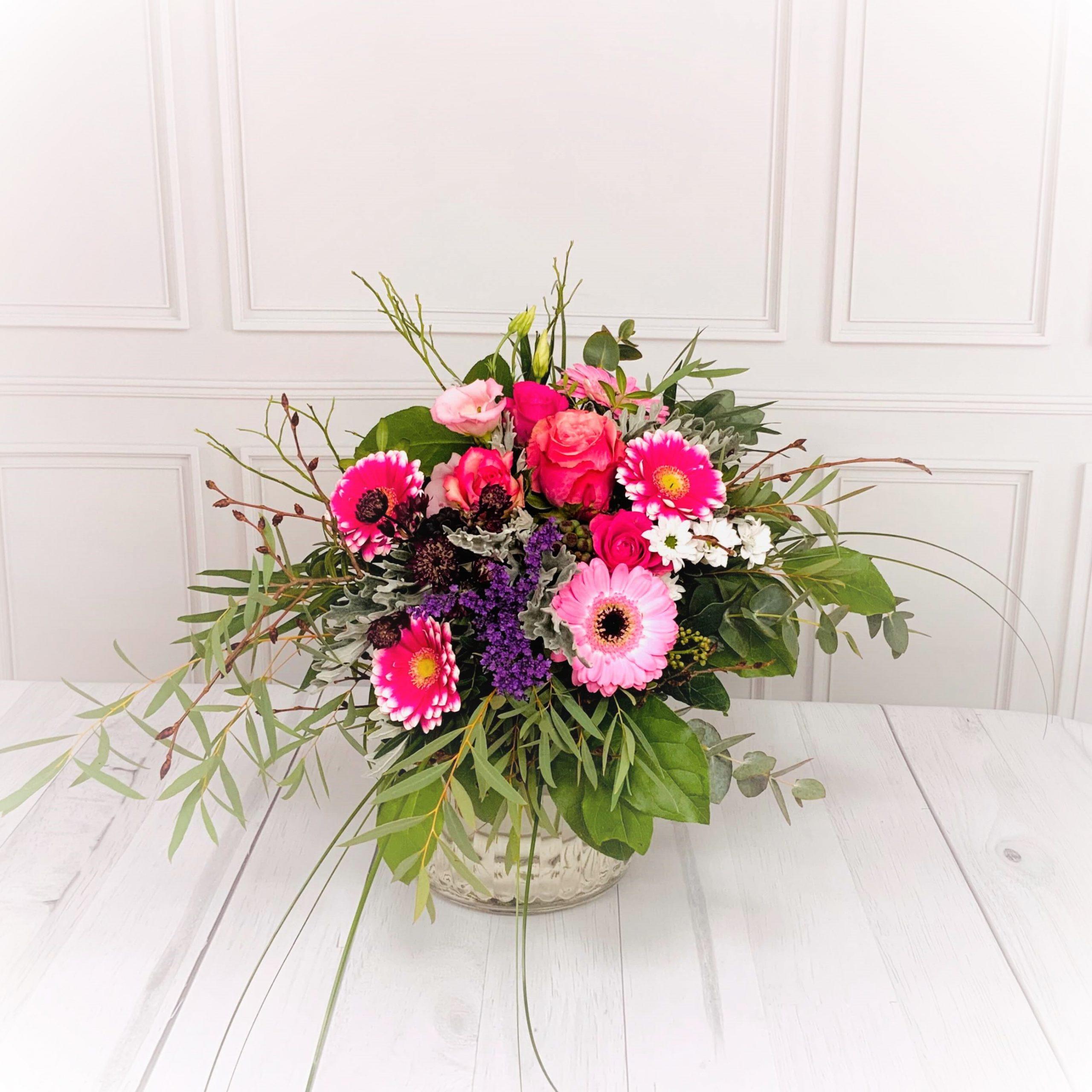 Blumen im Abonnement online versenden